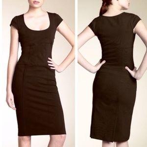 Diane Von Furstenberg Brown Dress Size 6